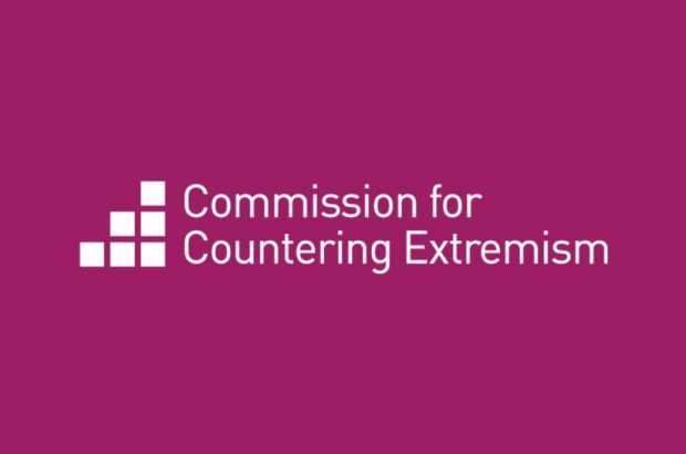 Commission for Countering Extremism logo