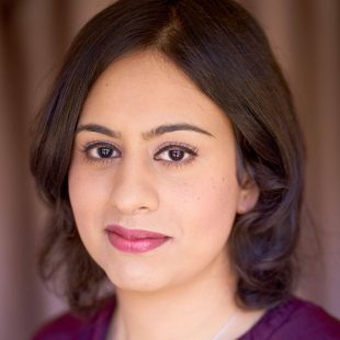 Picture of Lead Commissioner Sara Khan