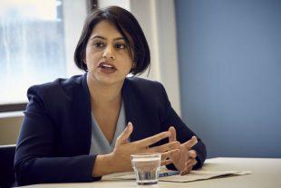Lead Commissioner Sara Khan