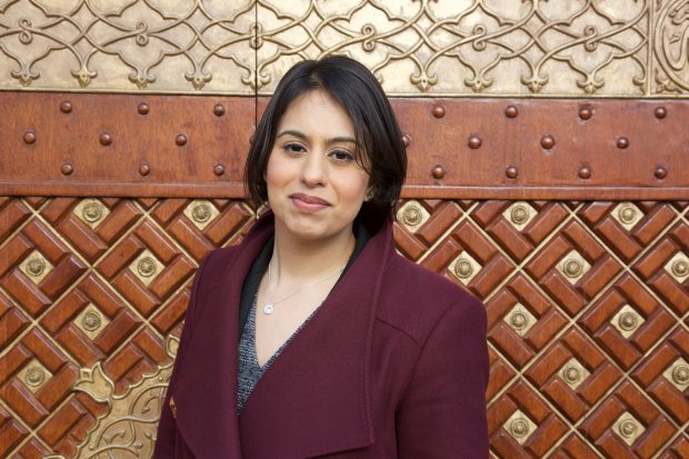 Lead Commissioner Sara Khan